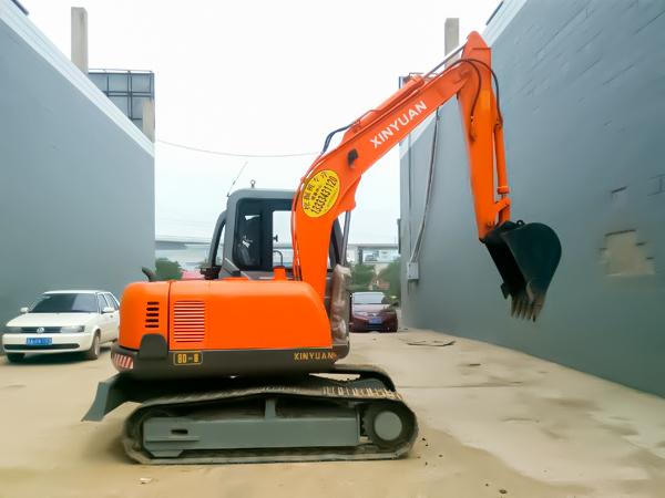 小挖掘机2